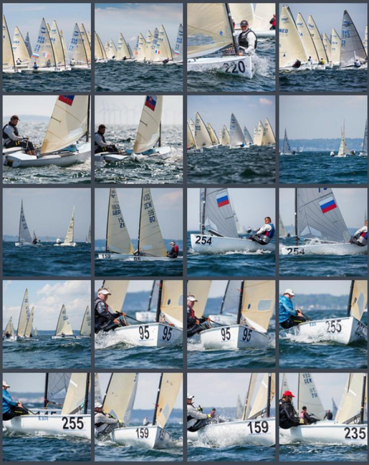 Photos from 2019 Finn World Masters