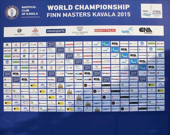 204 Finns ready for idyllic Greek Finn World Masters