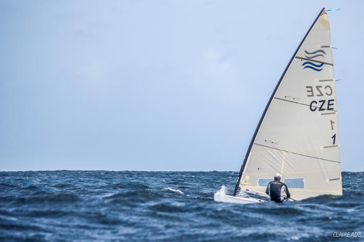 Mike Maier takes Finn Masters lead in Barbados