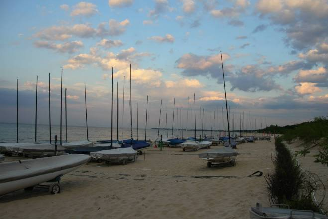 235 Sailors from 25 nations assemble in Sopot