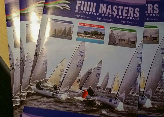 2015 Finn Masters Magazine